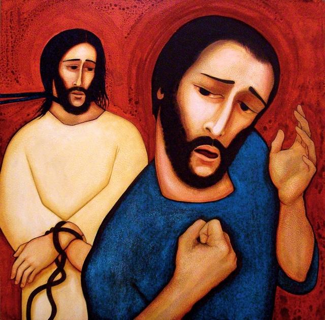Good Friday reading: John 18-19 ERV - When Jesus finished... - Bible Gateway