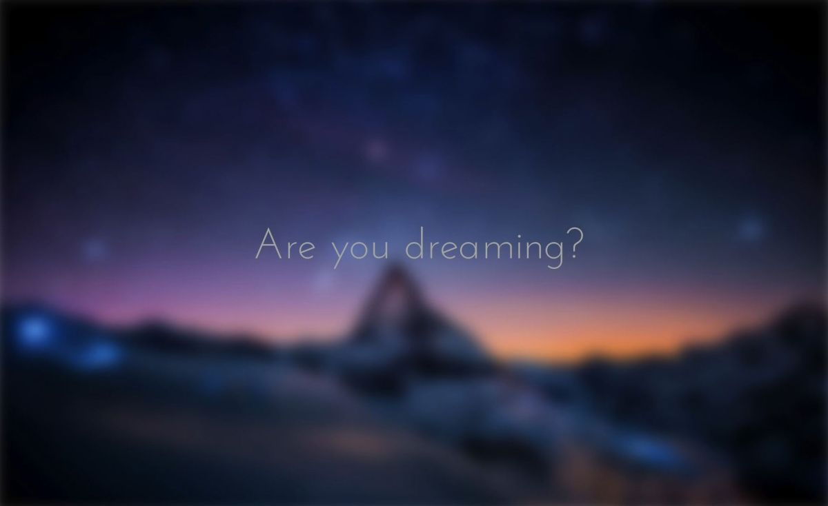 areyoudreaming