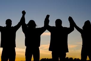 people-praying-together