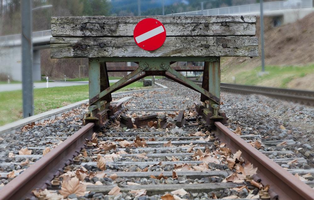 traintracks.end